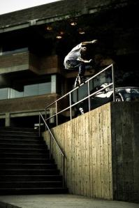 front farf to fakie geoff